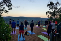Sunset Pilates Hike