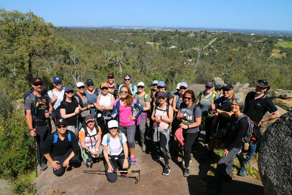 Eagle View Lookout Group Hike