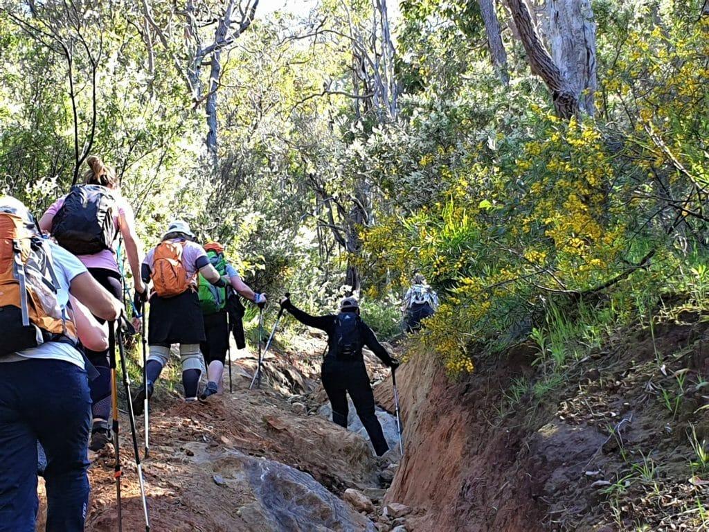 Jarrahdale Endurance Training Hike