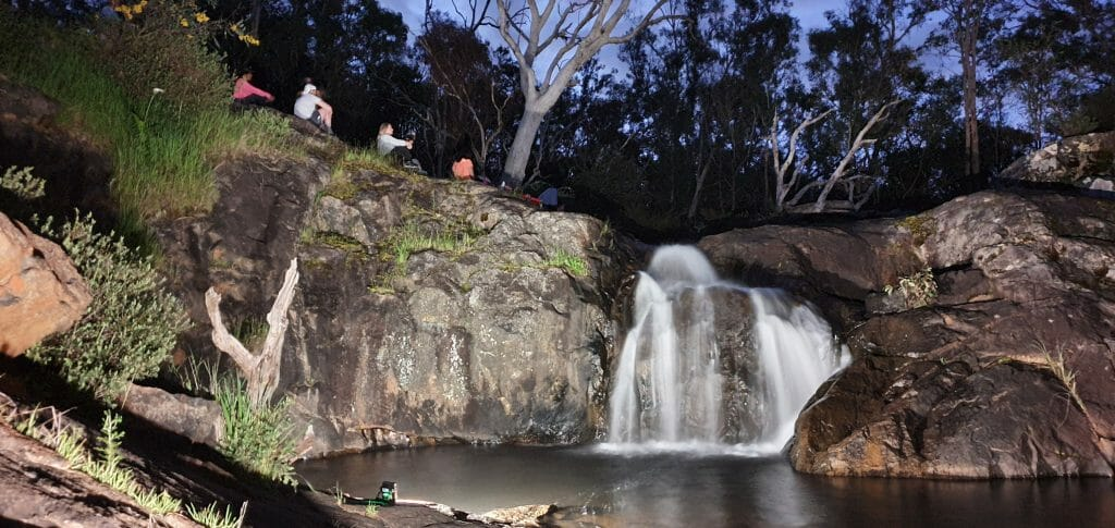 Kitty's Gorge Waterfall