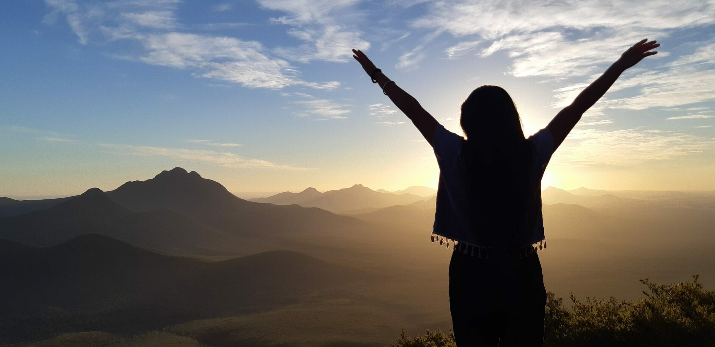 The Health Benefits of Hiking on the Body, Mind & Soul