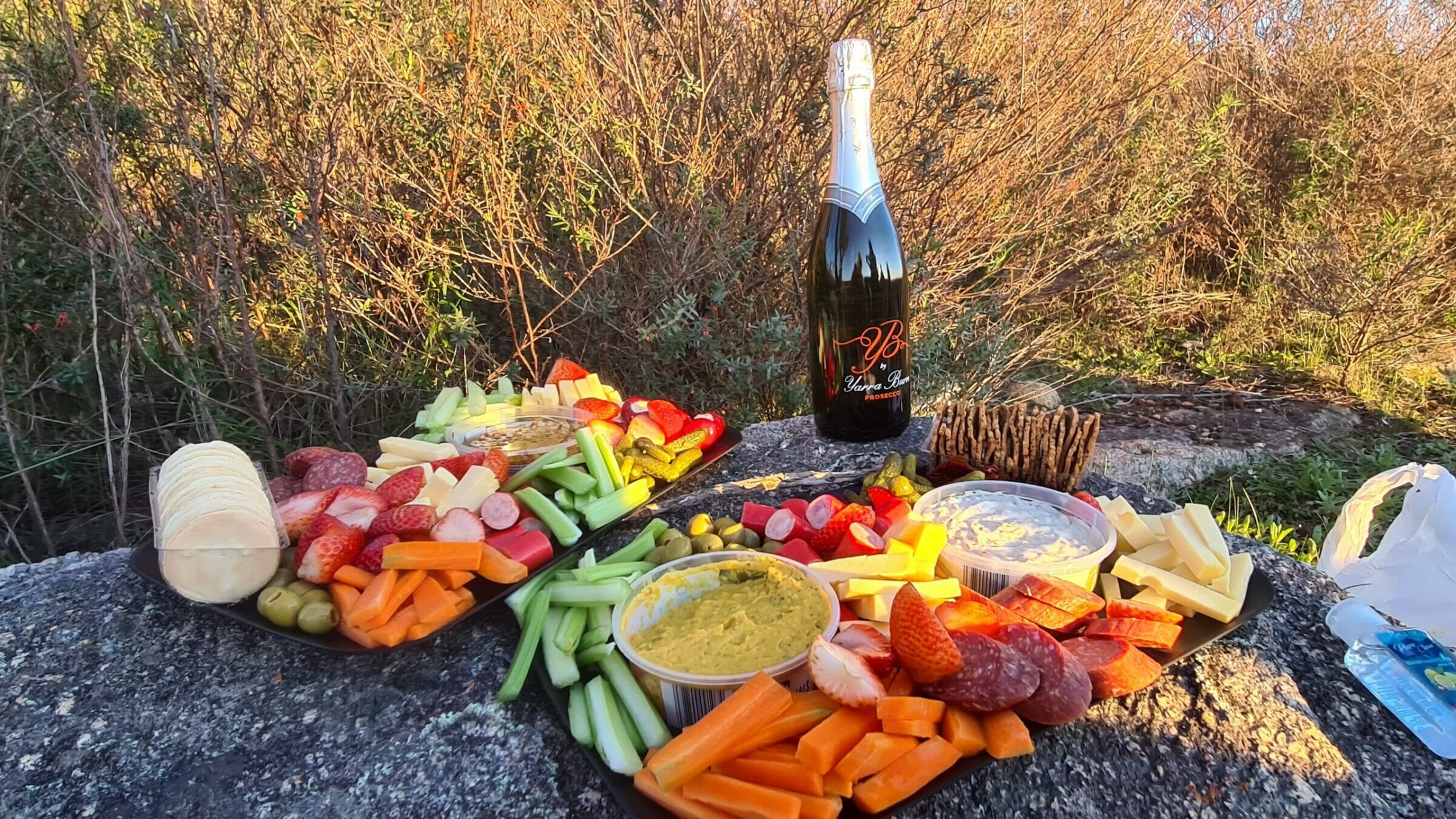 Gourmet nibbles off the beaten track wa