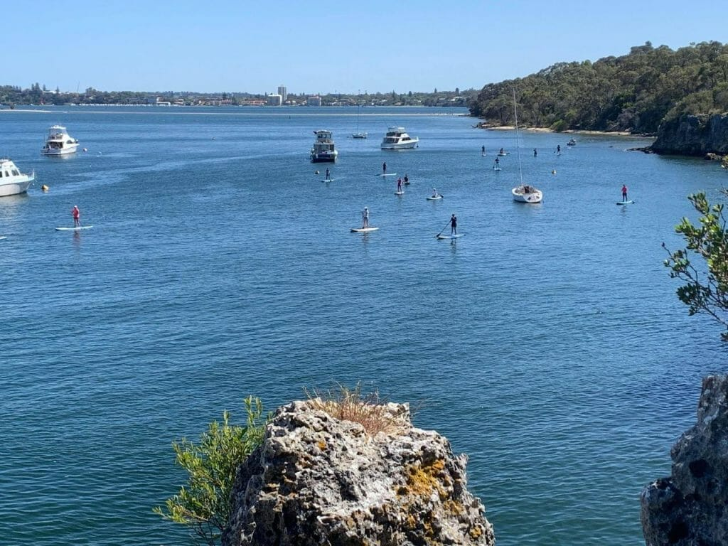 point walter sup hike