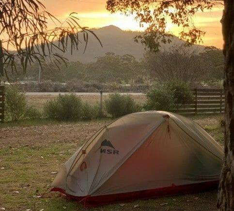 camping porongurup