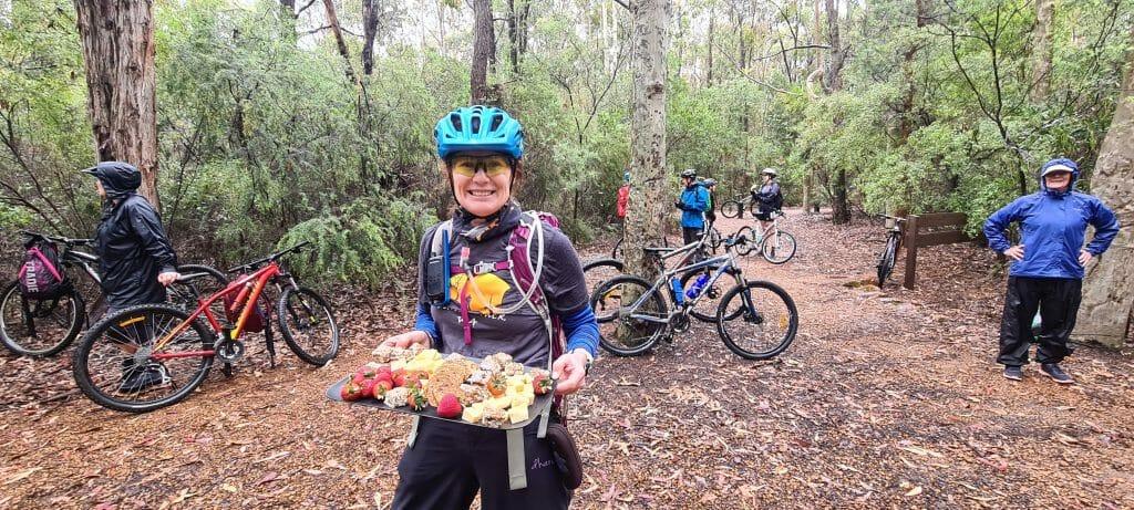 Liz Gunther Super Guide Mountain biking