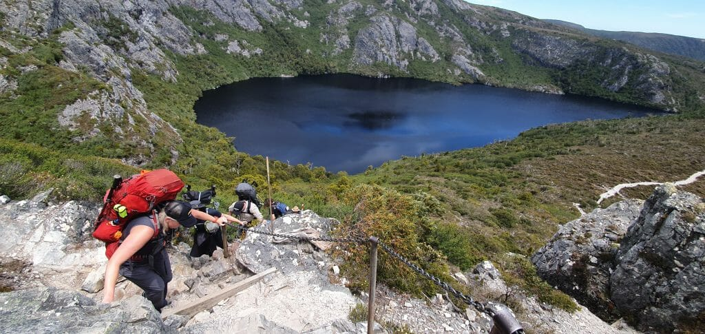 Marions Lookout Overland Track