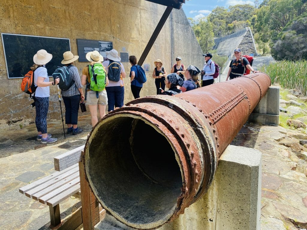 Old Victoria Dam 1