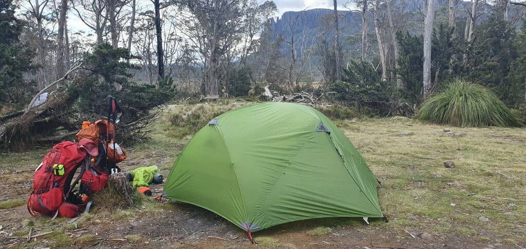 camping overlnad track