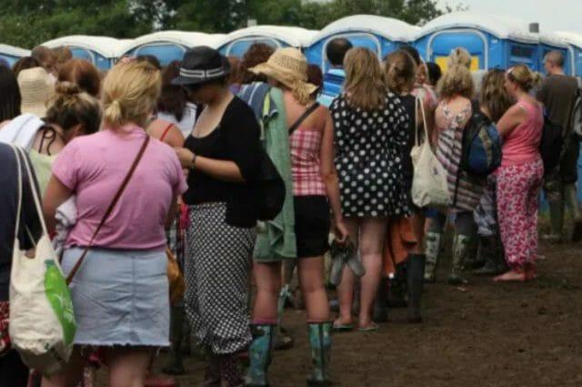 festival queue 1