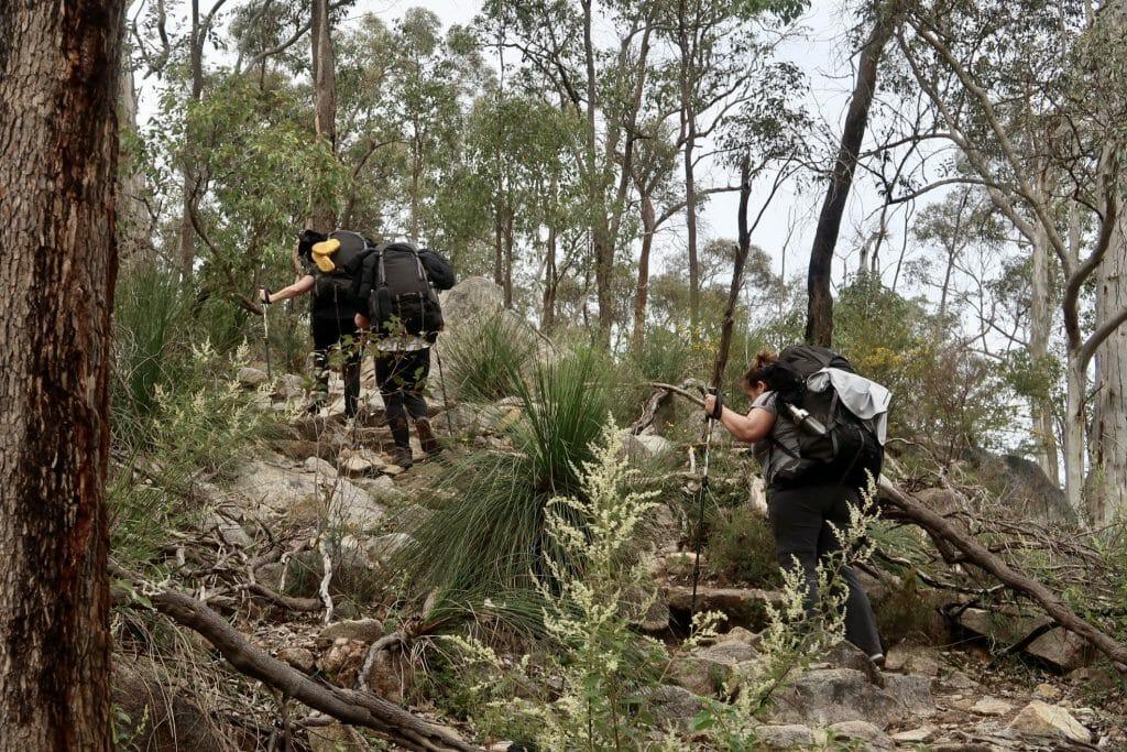 Bibbulmun Multi Day Hike