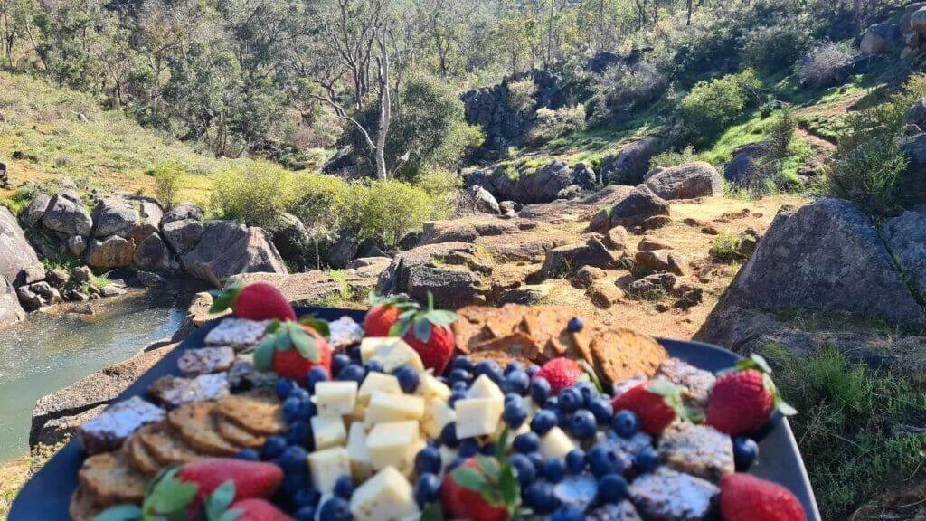 Perth Hills Hike Wine Dine Experience7