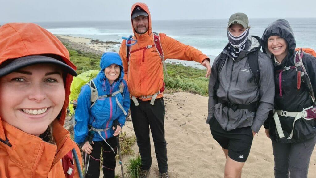 hiking in the rain 10