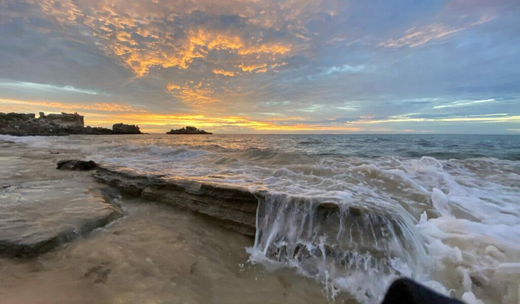Point Peron Sunset